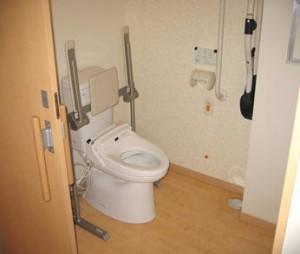 高齢者住宅・トイレ