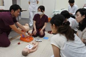 AED学習会1
