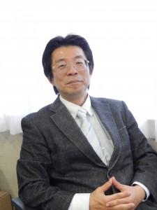 内藤恵一学院長 (3)