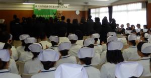 39期生入学式2017.4.4
